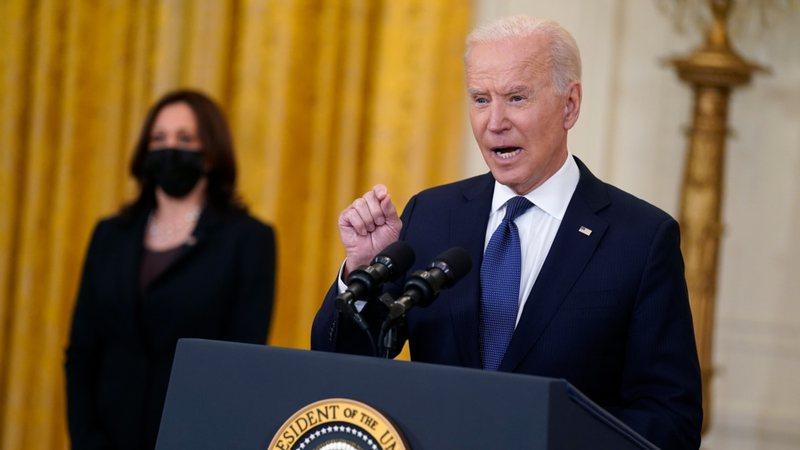 Joe Biden i revoltuar nxjerr prapaskenat e forta: Ky është një