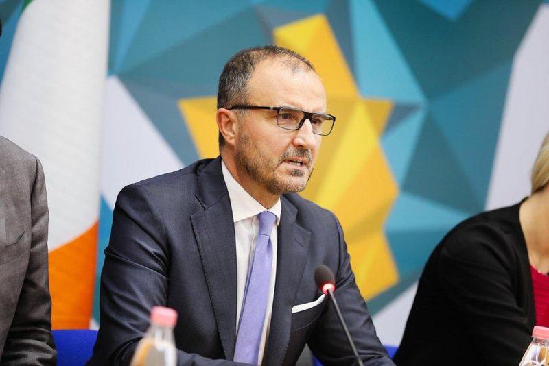 Luigi Soreca reacts after European Commission decision: Albanians can now move