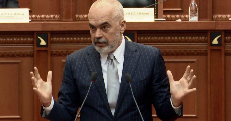"""""""Ta harroni komisionin Beccheti!"""", shpërthen Edi Rama për"""