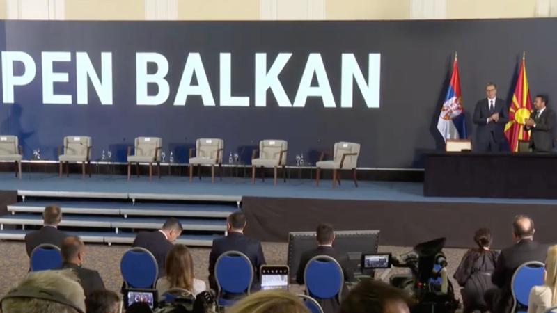 Zëri i Amerikës: Mini-Shengeni Ballkanik shndërrohet në