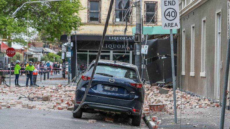 Një nga më të fuqishmit/ Tërmeti shkund këtë