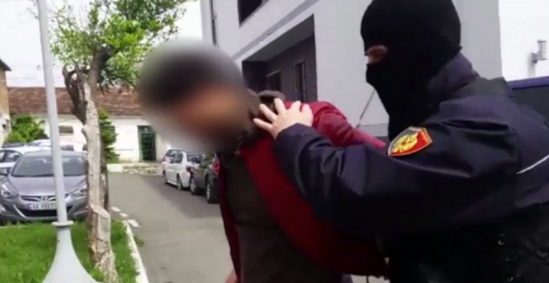 Serious / Two people from Elbasan are terrified in Kuçova, the