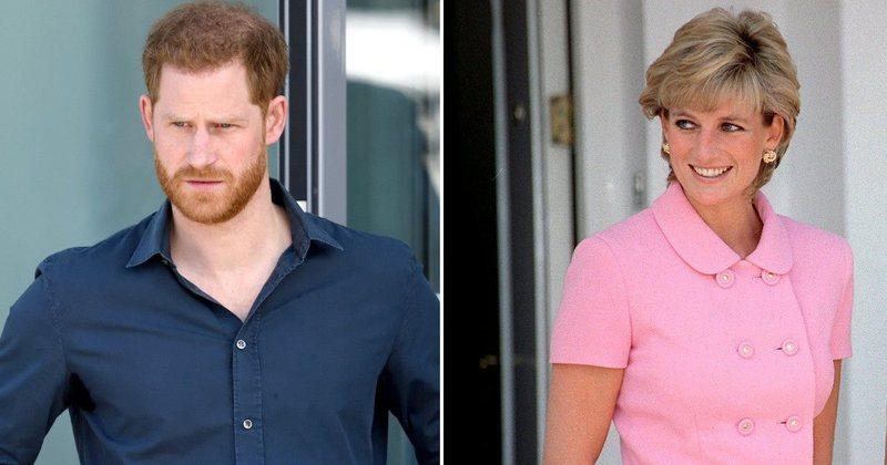 """""""Shiko çfarë i bëri mamasë time""""/ Princ Harry"""