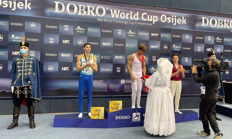 Historical / Russian athlete declares Albania World Champion in Gymnastics