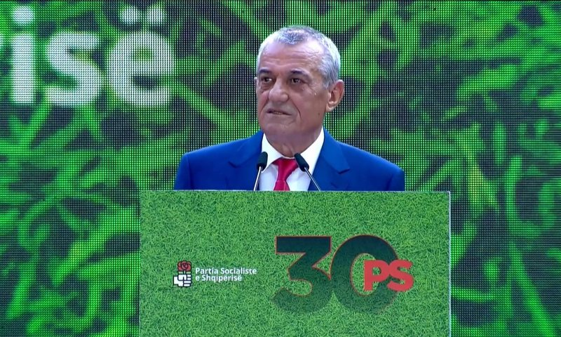 SURPRISE / Gramoz Ruçi resigns live from SP, leaves the mandate of