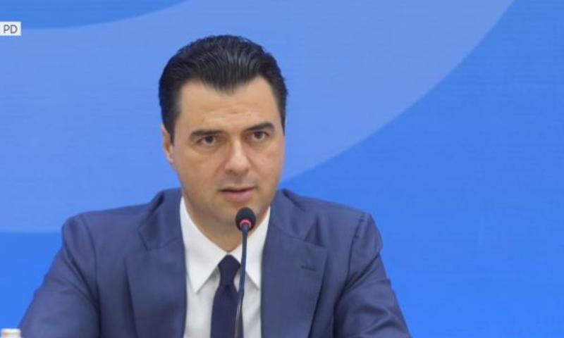 """Diversion"" / Lulzim Basha reacts to the resignation of the leading"