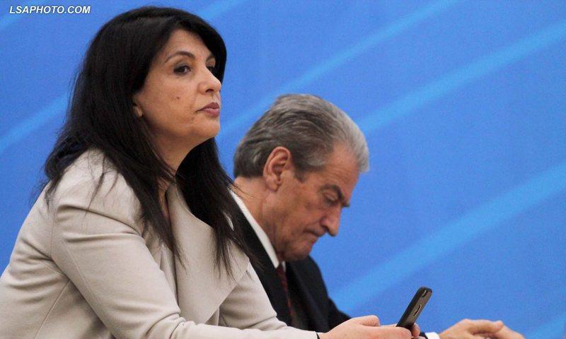 Pse nuk ishte e pranishme në takimin e Sali Berishës? Jozefina Topalli