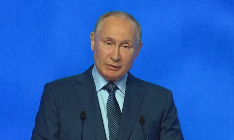Aggravation of the situation from the pandemic in Russia, Putin closes
