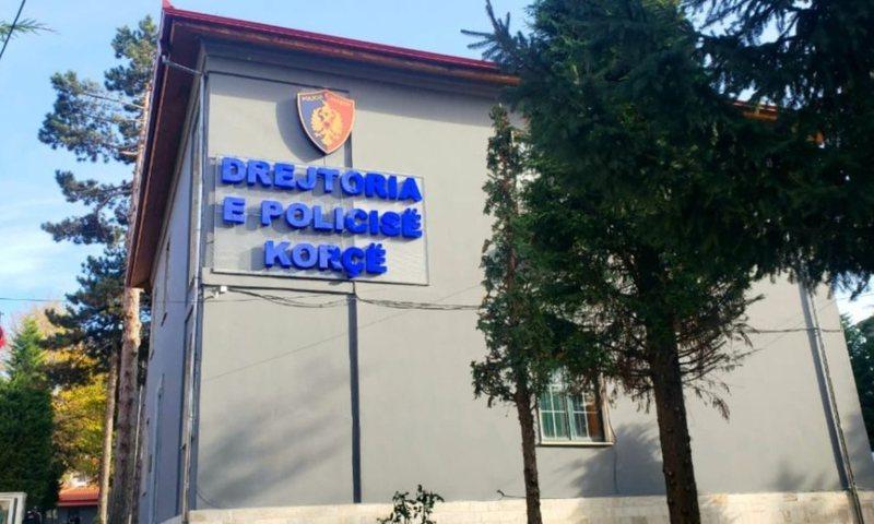 """Furtunë"" in the Korça police / The chief of the police"