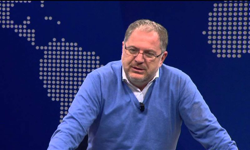 Baton Haxhiu reveals why Vetëvendosje Movement received a strong blow in